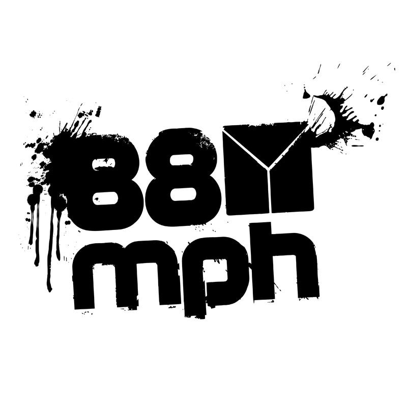88mph Logo