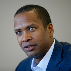 Google's David Drummond Visits 88mph